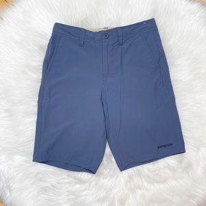 Patagonia Stretch Wavefarer Walk Shorts Blue